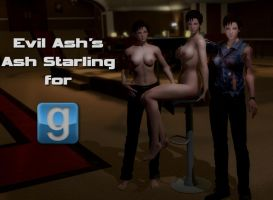 Evil Ash's Ash Starling For GMod by Rastifan