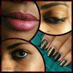 Nails Eyes Lips by FatimattiDesigns