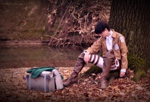 Levi Rivaille_SnK by asato-shion
