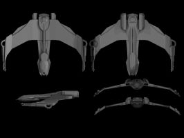 No'jub'etlh Class WIP Orthos by EpytronOmega