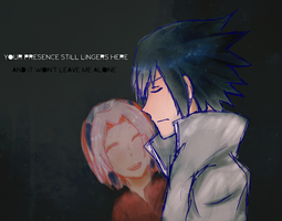 Your presence still lingers here. by HeartlessKairi