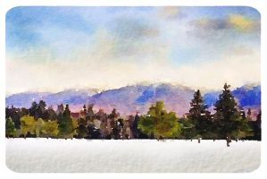 New Hampshire Hills by Izzie-Hill