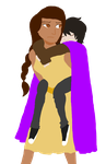 Minimalistic Reyna Protector by CoffeeOtter