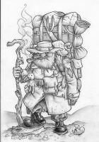 Old Wanderer by countersunk81