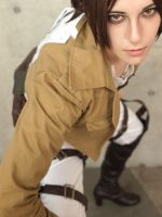 Shingeki no Kyojin ::  Always Ready by m-ichiko