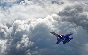 Above us only sky... _1_ by my-shots