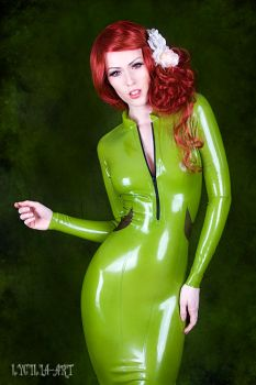 green rubber by Lycilia