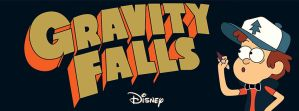 Gravity Falls Facebook Cover by ItsMeRuttu