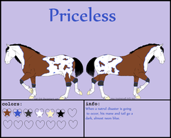 ref sheet by PONYGIRL4