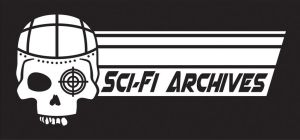 Sci-Fi Archives logo by CapnSkusting