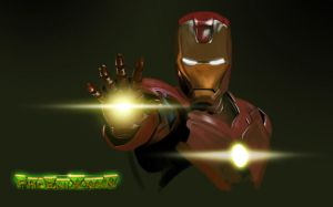 Iron man II by phoeni-x-man