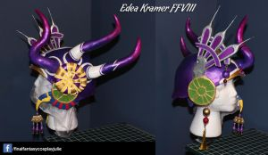 Edea Kramer's Helmet Finished! by FinalFantasyCosplays