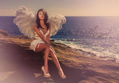 Ignarro Photography - Angel by TheGriffinQueen