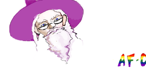 Dumbledore is gay. Im shocked by Tumblekax