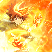 tsuna! by 96lightDN
