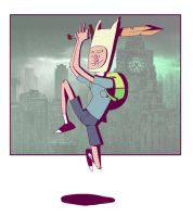 Finn the Human by GRRDaeo
