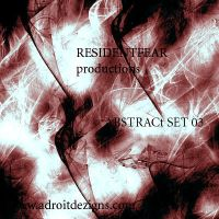 Abstract set 03 by ResidentFear