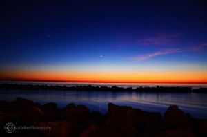 An amazing sunset ..:Marina di Pisa:.. by FrancescaDelfino