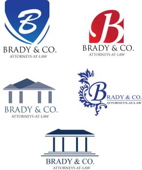Brady and Co logo concepts by yanic