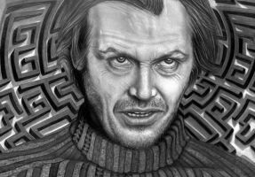 The Shining by Maynard1987