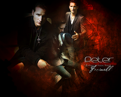 Peter Facinelli by D-E-S-T-I-N-Y-0105