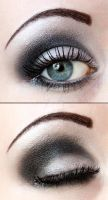 Smokey eye eyeshadow by Creativemakeup