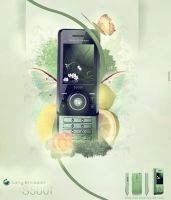 sony ericsson s500i photofiltr by DubleD
