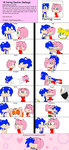 15 Pairing Emotion Challenge: Sonamy by Toad900