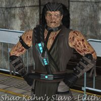 Unmasked Kabal by ShaoKahnsSlaveLilith