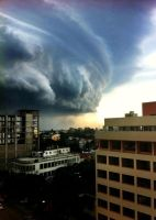 minutes before storm/ Maputo-Mozambique/Africa by duzetdaram