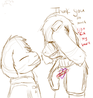 Thank you...|Wips| by RunieDesu