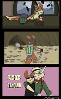 For Daxter-fanclub's IDcontest by Meowen