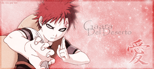 Gaara of the Desert by Astral-17