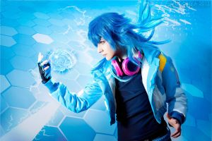 DRAMAtical Murder (DMMd): Let's play by GeshaPetrovich