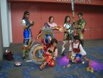 Dynasty Warriors by bluesasuke5