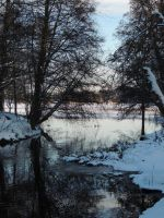 Snowy river by 3LadyInRed3