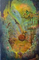 the hermit by rodulfo