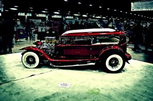 Hot Rod by AutomotiveDesigner