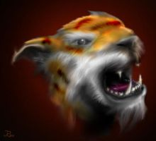 Eye of the Tiger by LordJay