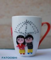 hjstory cup clay by fatooshi