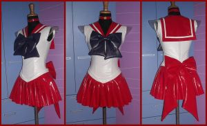 Sailor Mars Costume by Ivycosplay