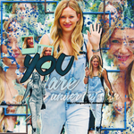 You are under my skin-Hilary Duff by Liasgraphics