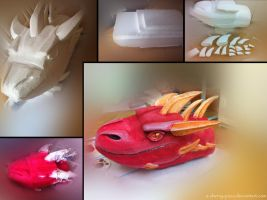 Dragon Head by a-cherry-pizza