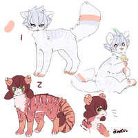 kitty adopts CLOSED by dhaein