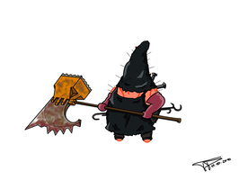 Patrick the Executioner by DC-TommyP