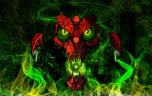 Mask Of Tratoss by infinityunbound