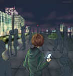 Night in the City by DubiousTemp