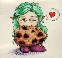 cookie elf by the-Loony