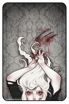 Claws by Medusa-Dollmaker