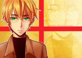 APH England (again) by GMchan